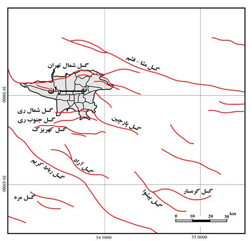 امکان وقوع زلزله 8 ریشتری در تهران وجود دارد/گسل ری فقط می تواند زلزله 6.5 ریشتری ایجاد کند