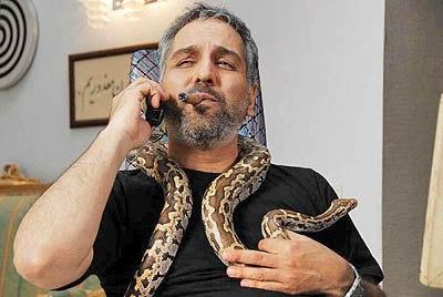 مهران مدیری از چه حیوانی در خانه اش نگهداری می کند؟ (+ عکس)