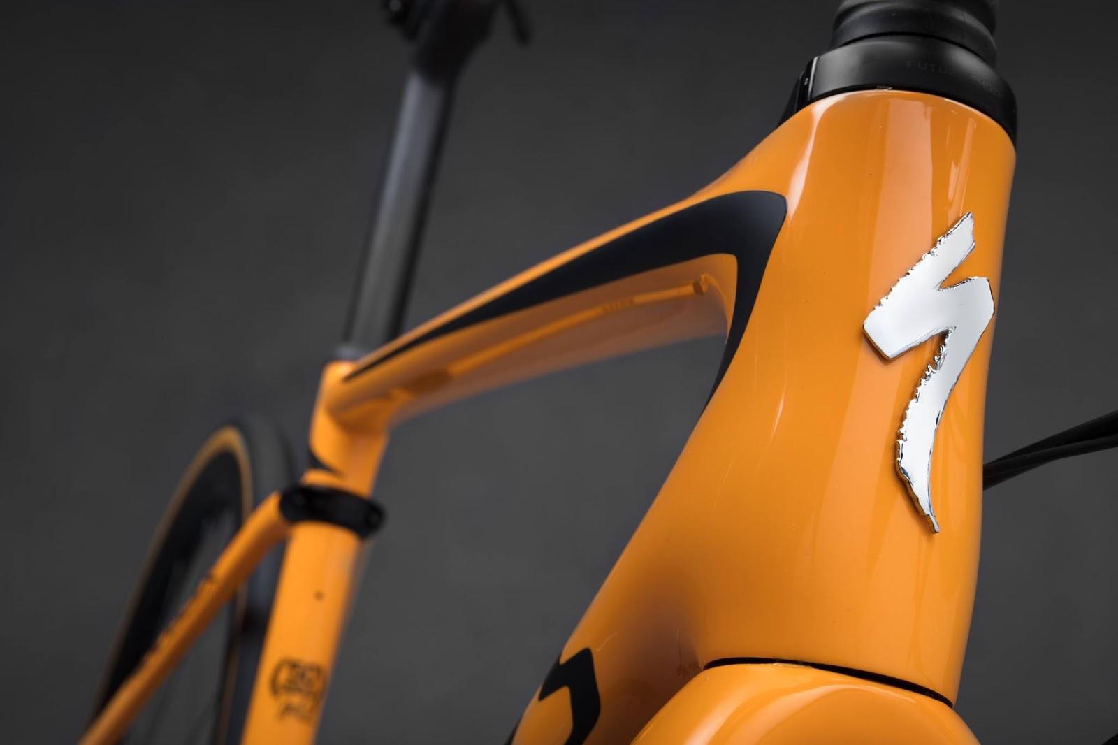 دوچرخه ۴۳ میلیونی مکلارن (+عکس)