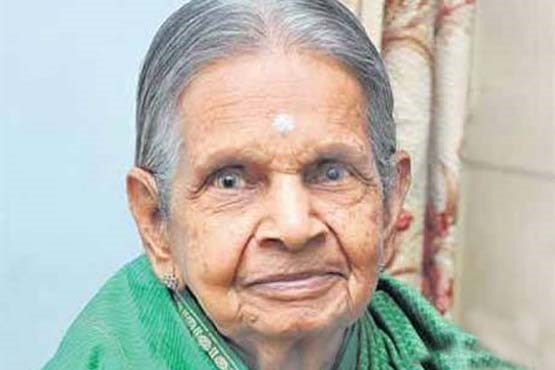 زنی که 78 سال آب نخورده است (+عکس)