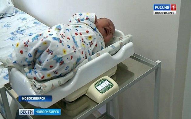 تولد نوزاد 6 کیلویی در روسیه (+عکس)