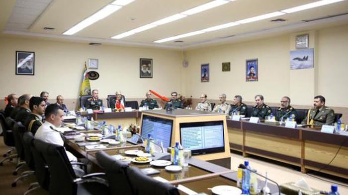 توجه به دو آیه قرآن در دیدار رییس ستاد کل ارتش ترکیه از ایران
