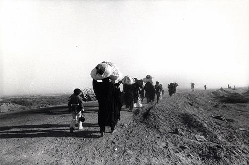 روزگار جنگ زدگان خوزستانی در محله آبادانی های همدان