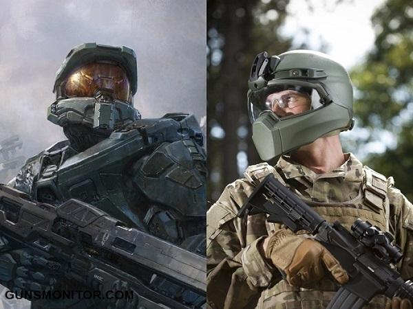 شباهت عجیب کلاه نظامی ارتش آمریکا با بازی ویدئویی! (+عکس)