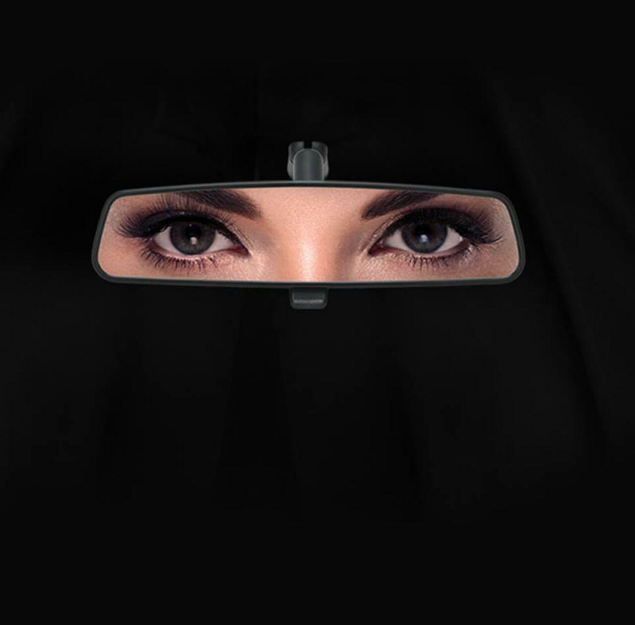 طرح تبلیغاتی شرکت فورد برای بازار عربستان (عکس)