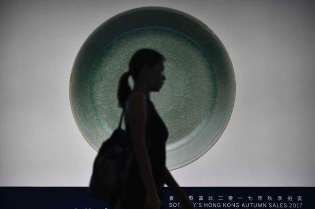 گرانترین ظرف چینی جهان (+عکس)
