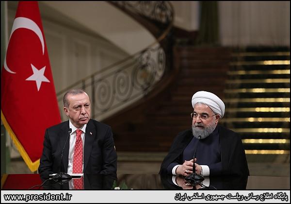 روحانی: نمیخواهیم فشاری را به مردم کردستان عراق وارد کنیم