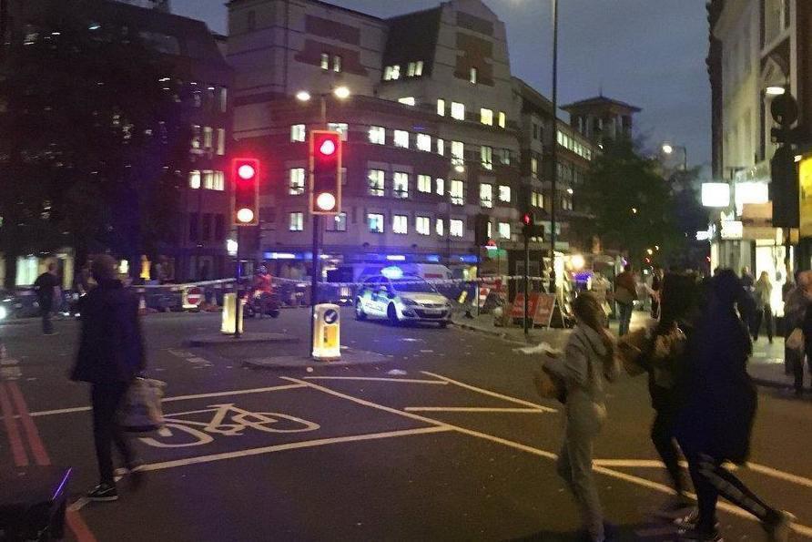 تخلیه ایستگاه قطاری در لندن در پی کشف بسته مشکوک