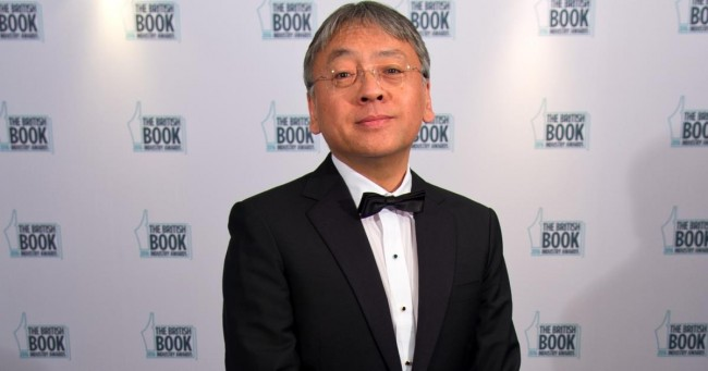 نوبل ادبیات 2017 برای «کازوئو ایشیگورو»