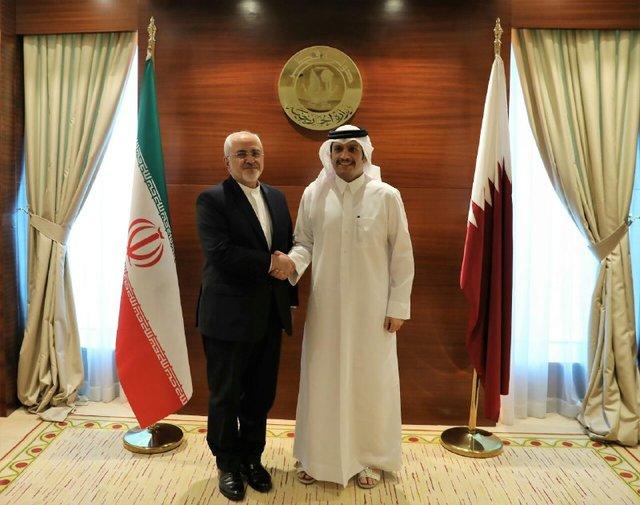 گزارش اولین سفر دیپلماتیک ظریف در دولت دوازدهم