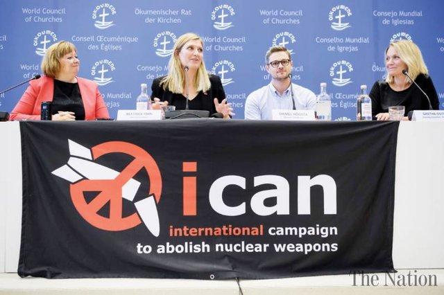 هشدار برنده جایزه صلح نوبل درباره خطر ترامپ