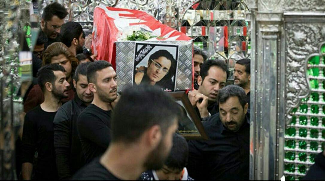 تشییع پیکر حامد هاکان در غیاب چاوشی و یگانه/ مجوز دفن در قطعه هنرمندان صادر نشد