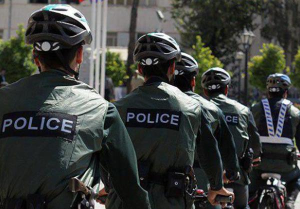 پلیس دوچرخهسوار وارد تهران میشود