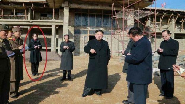 سمت جدید خواهر رهبر کره شمالی / خواهر جانشین عمه شد