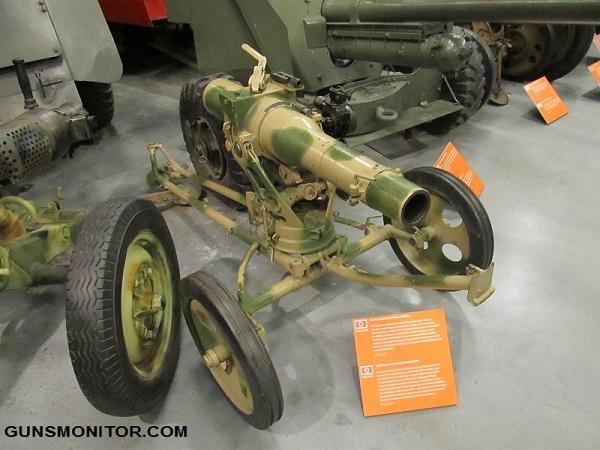 نگاهی به سلاح آلمانی لایتگشوتز 40