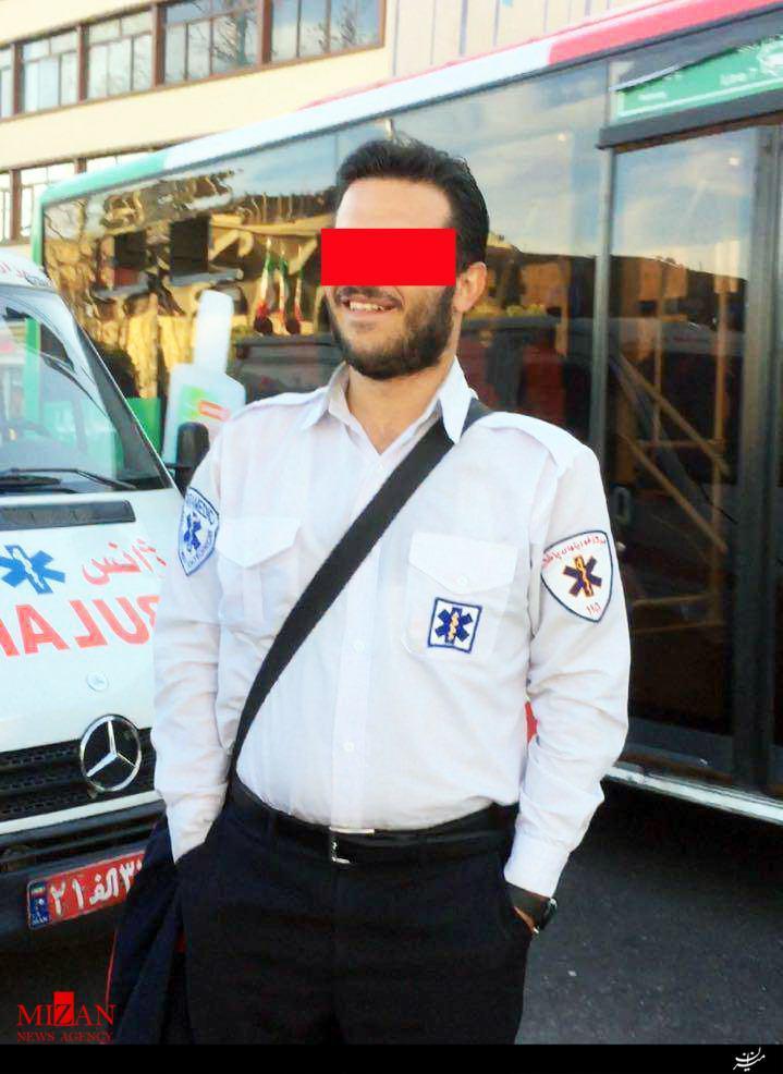 دستگیری پزشک قلابی اورژانس تهران/  کلاهبرداری با پوشیدن لباس نیروهای اورژانس (+عکس)