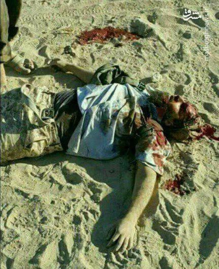 داعش فرمانده تروریستها را تیرباران کرد (+عکس)