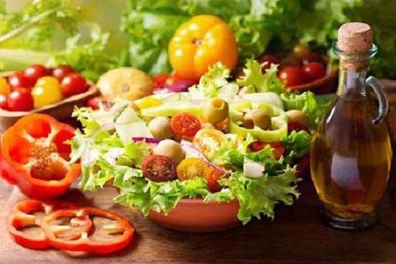 افزایش مواد مغذی سالاد با افزودن روغن سویا