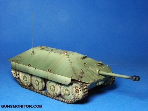 مارشال؛ شکارچی تانک از رومانی!(+عکس)