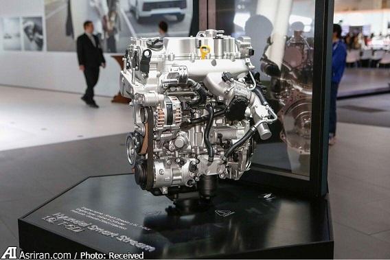 رونمایی هیوندای از نسل جدید پیشرانه هایش در نمایشگاه خودروی فرانکفورت (+عکس)