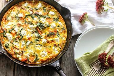 طرز تهیه فریتاتا؛ غذای ایتالیایی سرشار از امگا 3