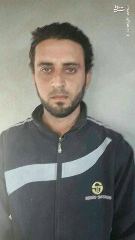 فرمانده امنیتی داعش دستگیر شد (+عکس)