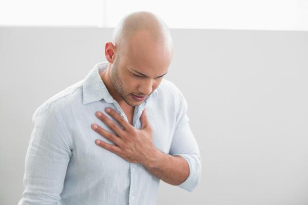 چه چیزی موجب تپش قلب و تنگی نفس می شود؟