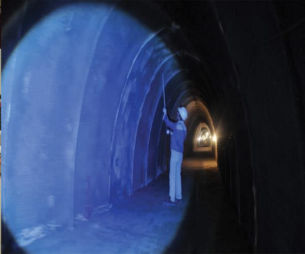 اجرای تونل فاضلاب رو خیابان کمیل به 76 درصد پیشرفت رسید