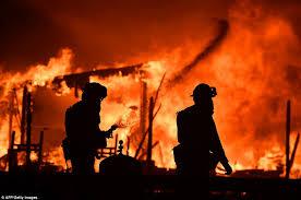تعداد قربانیان آتشسوزی کالیفرنیا به 31 تن رسید