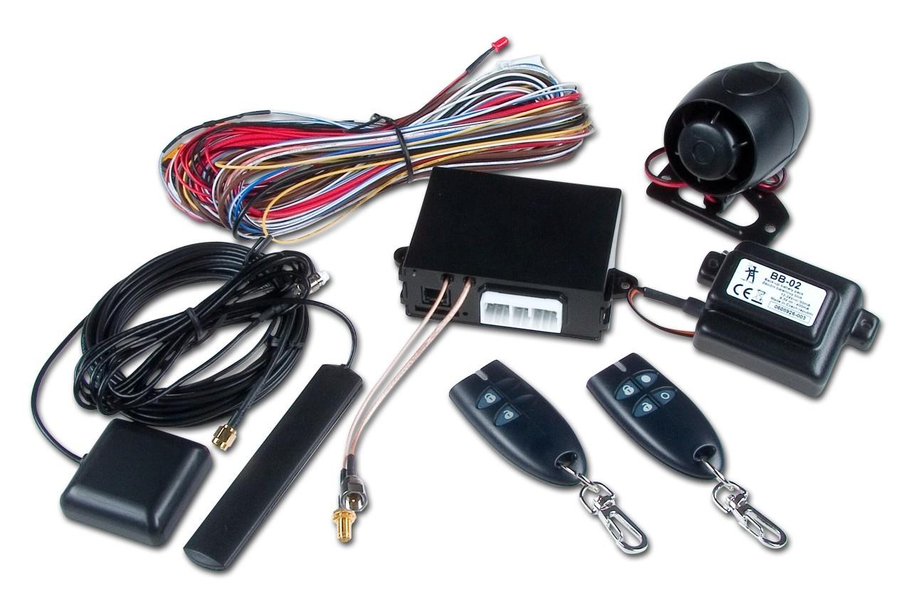 چگونه دزدگیر خودرو کار می کند؟