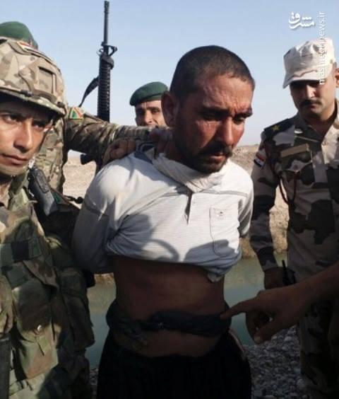 قاتل 3هزار دانشجوی عراقی دستگیر شد (+عکس)