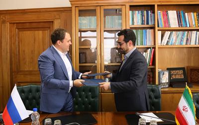 امضای یادداشت تفاهم تأمین مالی میان ایران و روسیه