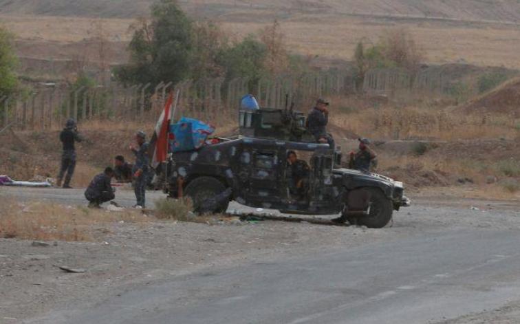 عقب نشینی پیشمرگه/ کنترل مراکز نظامی و نفتی کرکوک در دست ارتش عراق / اربیل: نیروهای اتحادیه میهنی خیانت کردند