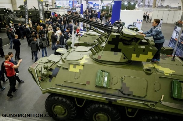 کی یف؛ میزبان چهاردهمین نمایشگاه اسلحه و امنیت(+عکس)
