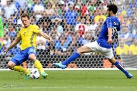 قرعه کشی پلی آف اروپا برای جام جهانی / قرعه سخت ایتالیا برابر سوئد