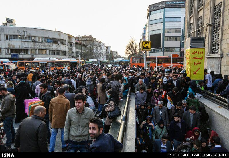 با کمبود آب، مهاجرت از تهران شروع می شود/ سدسازی را متوقف کنیم/ آمریکا 30 سال است سد نمی سازد / نباید در اصفهان، ذوب آهن ساخته می شد