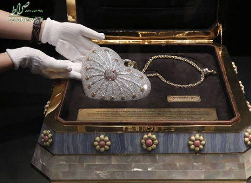 گرانترین کیف پول دنیا (عکس)