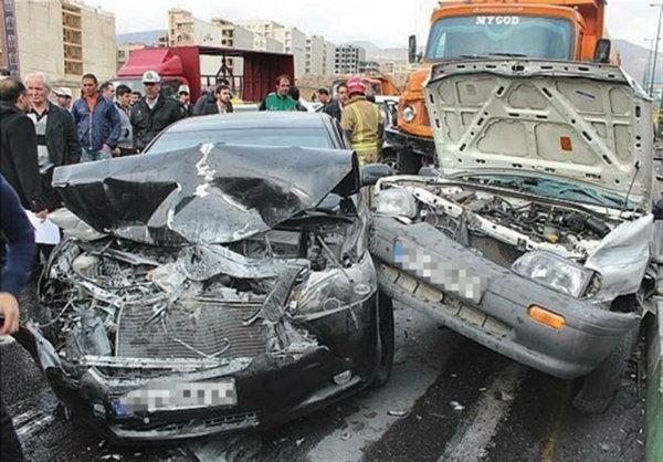 ساعت ١٦ تا ٢٠ پرتصادف ترين بازه زماني در معابر برون شهري و درون شهري