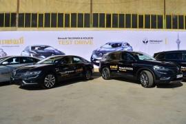 تست درایو شهری رنو  آغاز به کار کرد/ رانندگی با رنو کولئوس و تلیسمان را تجربه کنید  (+عکس)
