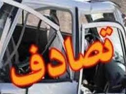 تصادف در جاده یاسوج - اصفهان/ 7 زخمی و 2 کشته