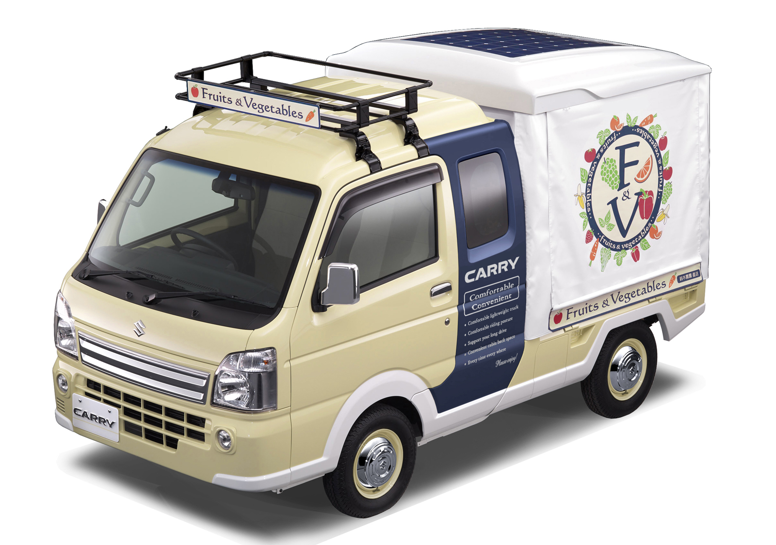 معرفی خودرو مشخصات سوزوکی XBee مجله خودرو سوزوکی ایکس بی Suzuki Xbee