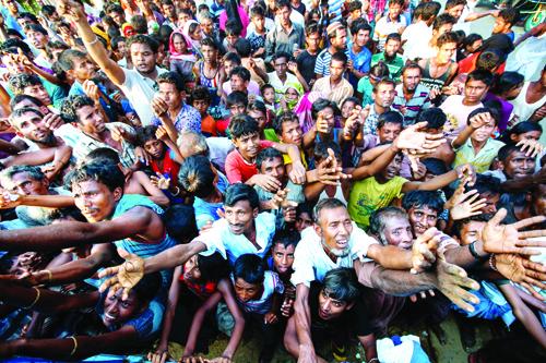 گزارش روزنامه شهروند از وضعیت پناهجویان روهینگیایی