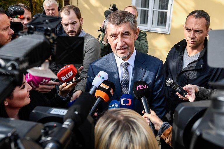 انتخابات جمهوری چک؛