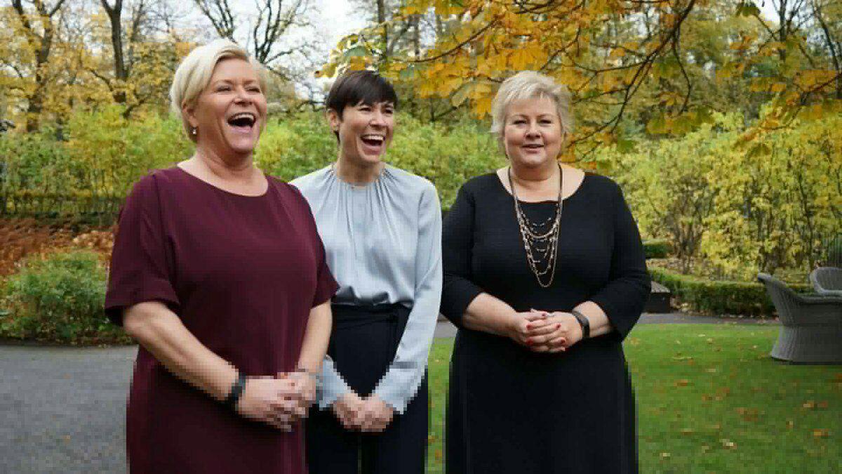 نروژ: 3 زن، 3 مقام ارشد (عکس)