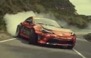 دریفت زیبای خودرو تویوتا (فیلم)
