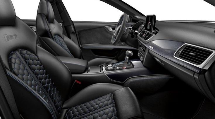 آئودی RS7 با قدرتی بیش از 700 اسببخار