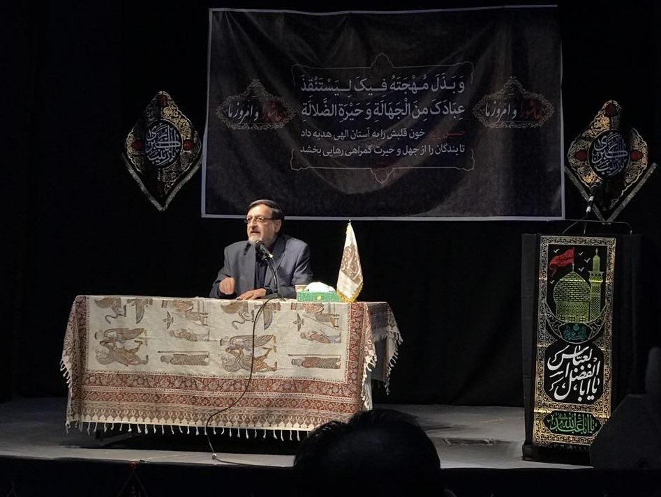 بازخوانی عرفان حسینی از صحرای عرفه تا گودال قتلگاه