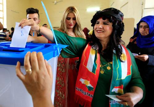 نتایج همهپرسی اقلیم کردستان عراق اعلام شد/ رای 93 درصدی به جدایی