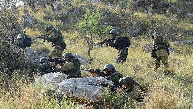 رزمایش مشترک روسیه و پاکستان آغاز شد