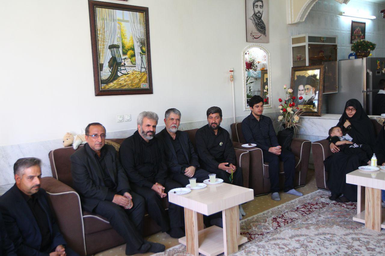همسر شهید حججی: محسن به معنای واقعی آتش به اختیار بود